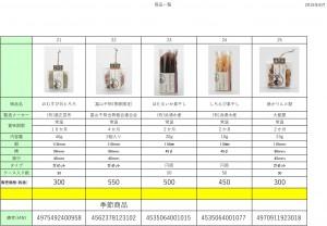 画像入り商品一覧表-5